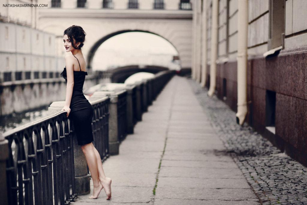 Фотосессия на улице